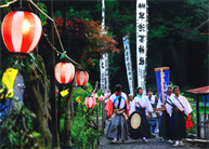 「村祭り」 有田 勉 (一般応募)