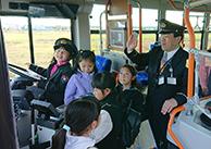 「パスモでバスにも乗れるんですよ」 坂田 光正 (東京交通新聞社 社員)