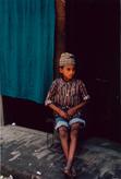 第2回 1991年 「ネパールの少年」 佐藤 一彦 建設新聞社