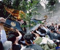 第15回 2005年 「糸魚川けんか祭り」(組写真) 小澤 啓 日本金融通信社